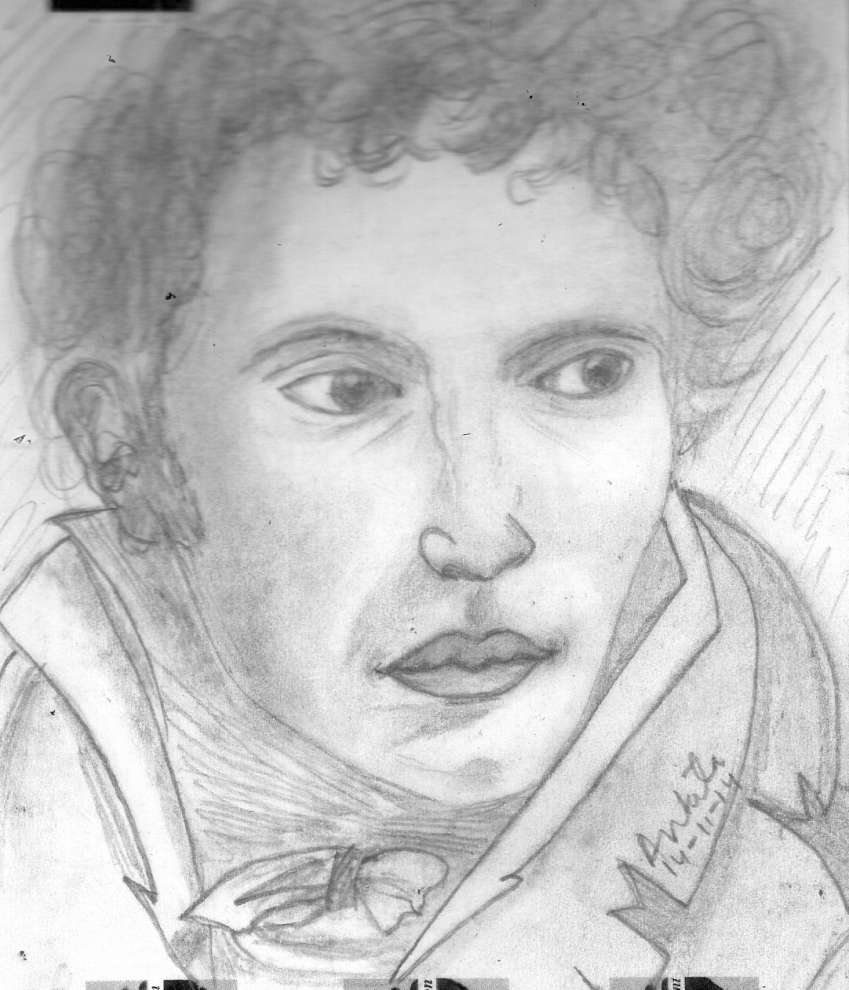 Arthur Schopenhauer par Ankita
